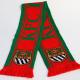 Jacquard football scarf Eksel