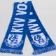 Jacquard football scarf Vosselaar
