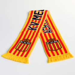 Custom football scarf