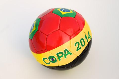Custom mini football size 1 world cup 2014