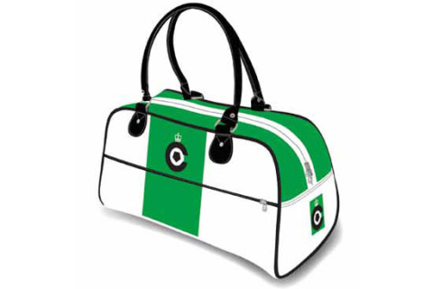 Custom retro sports bag