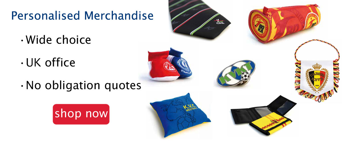 Personalised Merchandise