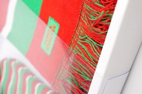 Custom presentation box detail