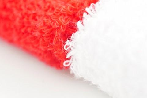 Custom sweadband fabric detail