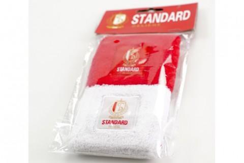 Personalised sweadbands with custom packaging