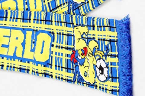Deluxe HD football scarf Westelo
