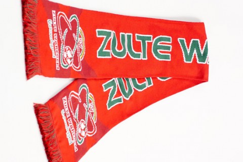 Deluxe HD football scarf Zulte Waregem