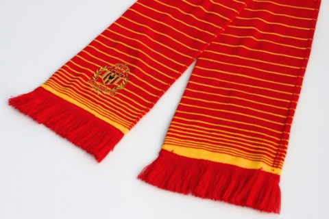 Football bar scarf KVM