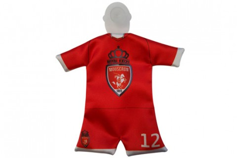 Custom 1 part mini football kit front