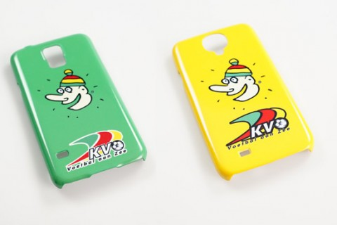 Custom mobile phone covers KVO