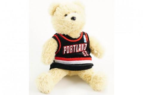 Custom plush toy Portland example