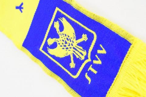 custom-kids scarf stvv emblem detail