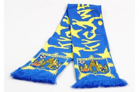 Custom kids scarf Westerloo