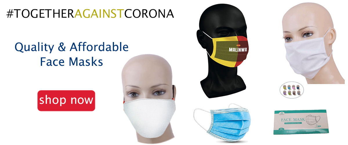 Coronavirus face masks